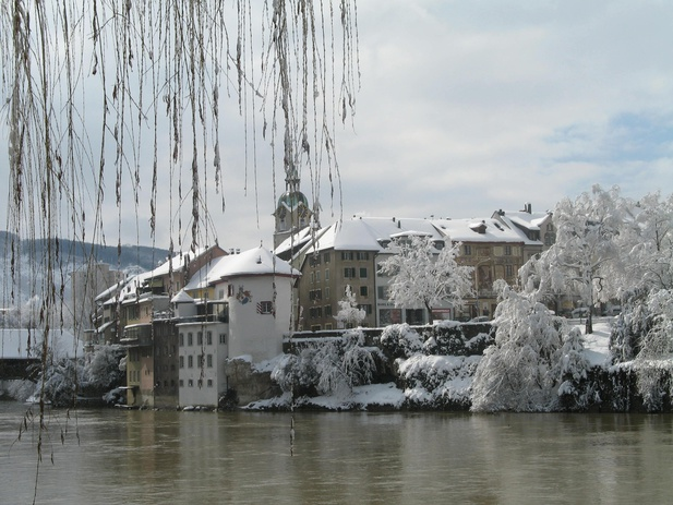 Winter in Olten