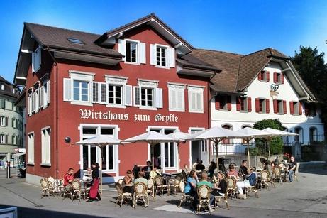 Café / Bar Gryffe