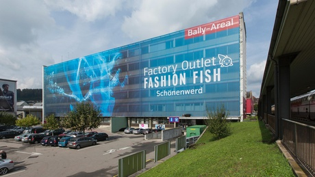 Olten tourismus fashion fish factory outlet for Fishing factory outlet