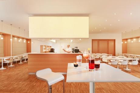 Kaffee-Lounge