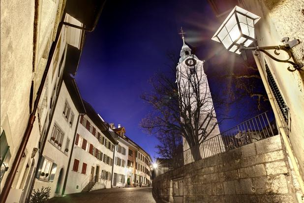 Altstadt in der Nacht